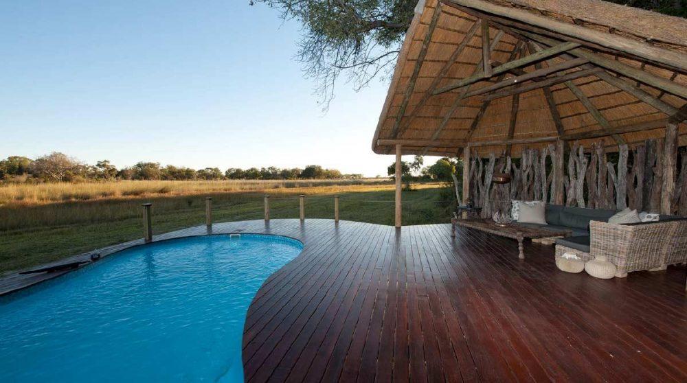 La piscine du Chitabe Lediba