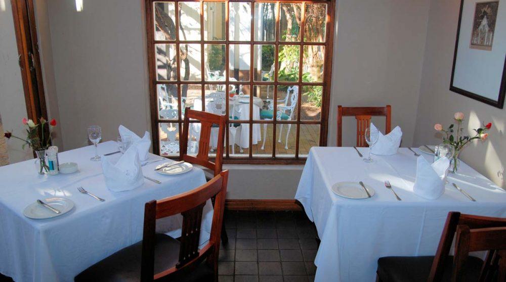 Le restaurant du D'Ouwe Werf