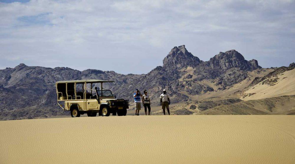 Safari dans la nature en Namibie