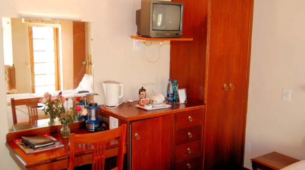 Une chambre classic de l'hôtel en Afrique du Sud