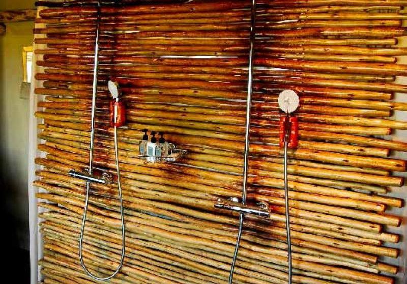 La double douche au Botswana
