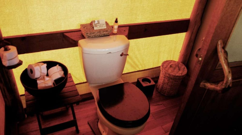La salle de bains