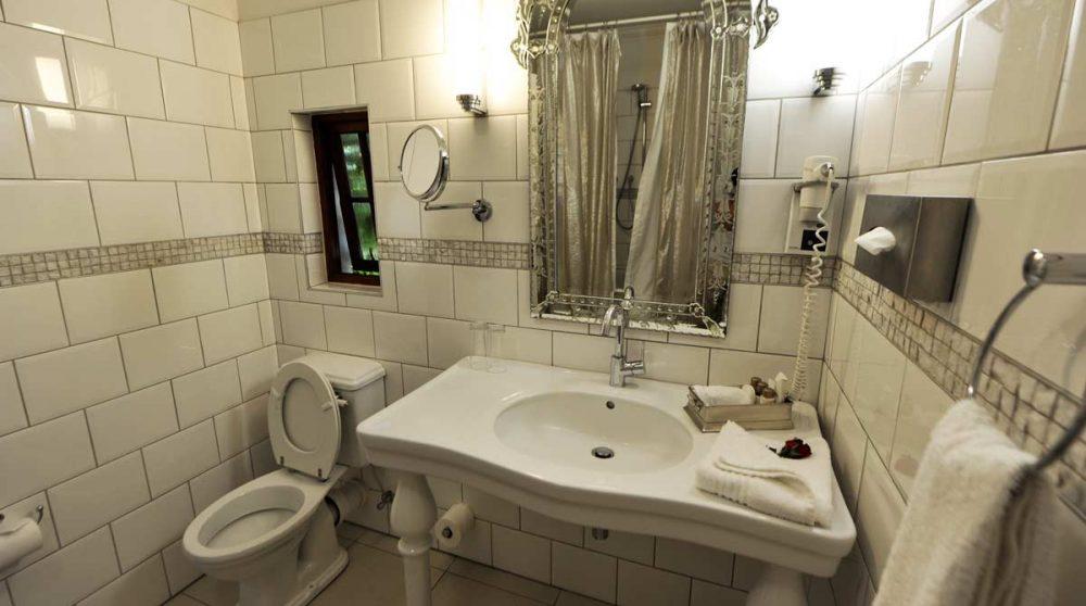 La salle de bains à Windheok