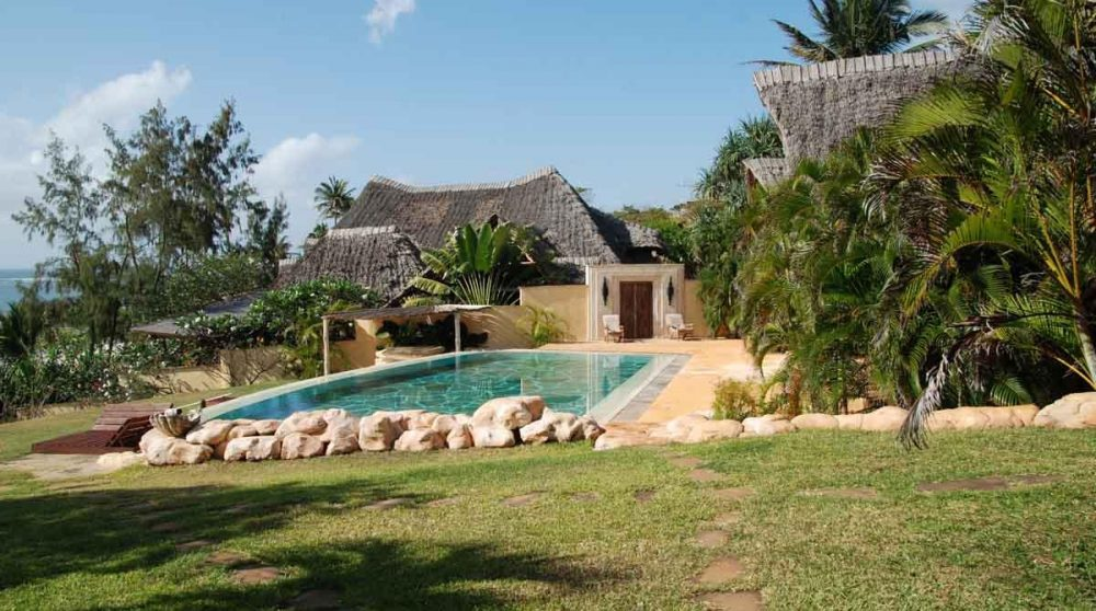 Bienvenue à l'Alfajiri Garden Villa