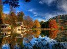 L'automne au Cleopatra Mountain