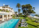L'hôtel Ellerman House à Cape Town