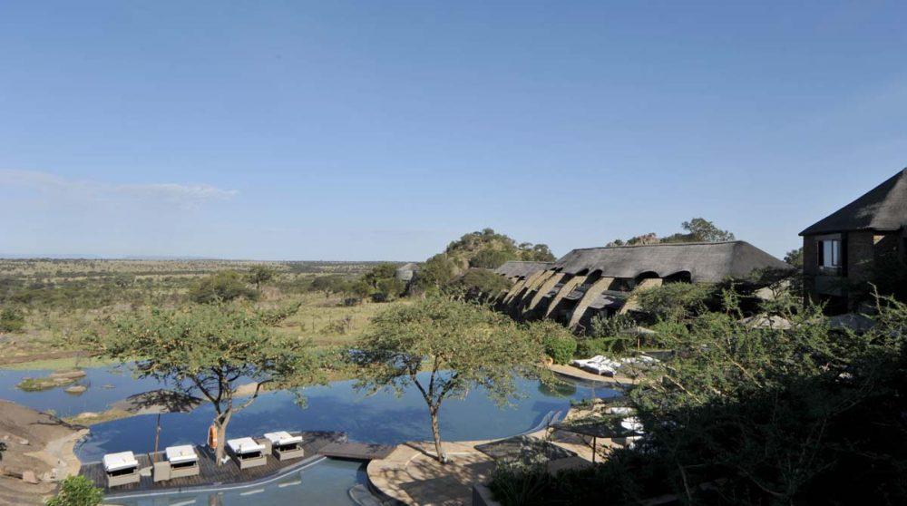 Bienvenue au Four Seasons Safari Lodge