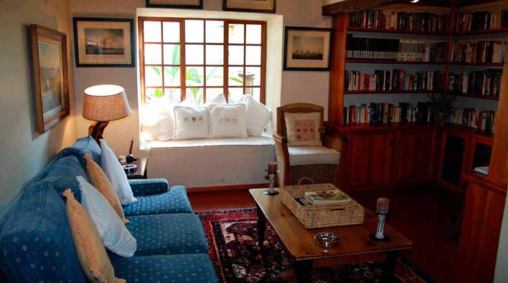 Salon du Hulala Lakeside Lodge