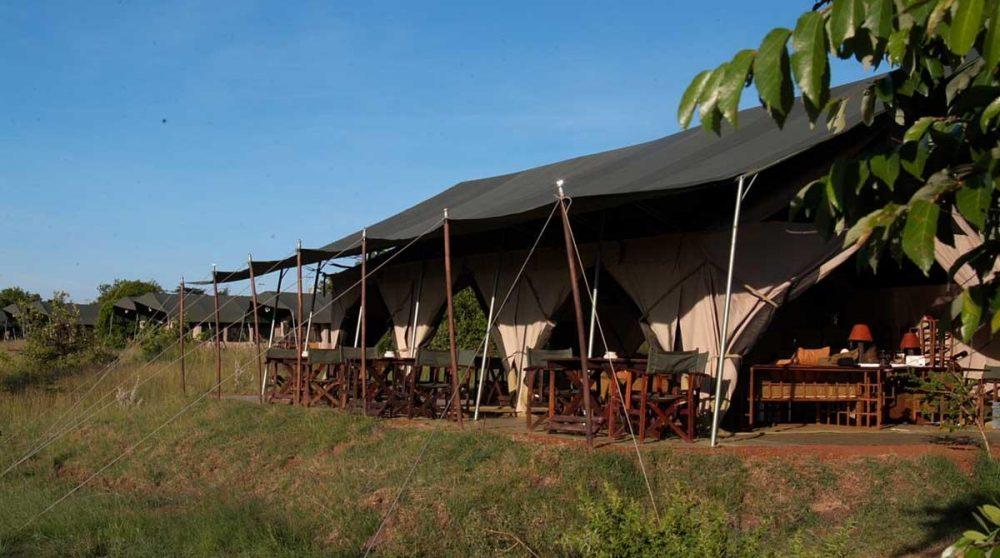 Bienvenue au Kilima Camp