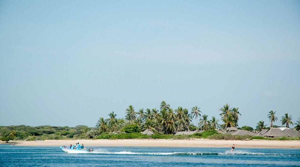 L'île de Lamu au Kenya