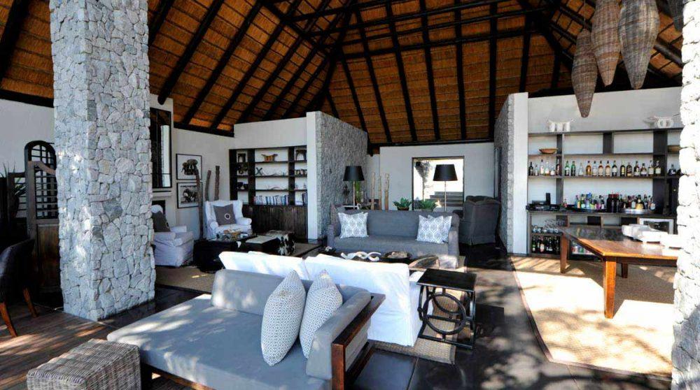 Salon du Londolozi Granite Suite