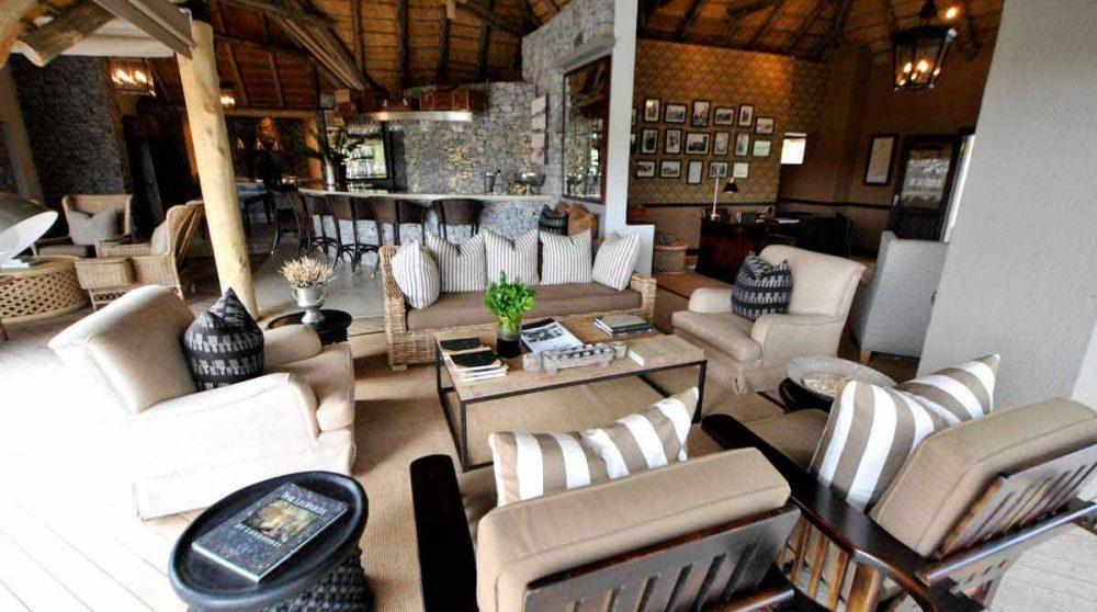 Salon du Londolozi Pioneer Camp