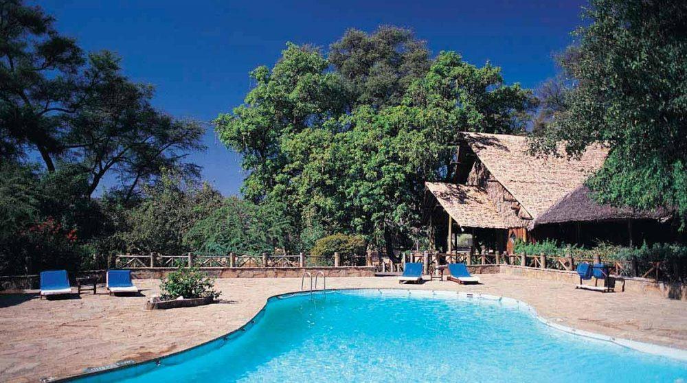 La piscine du Mara Intrepids