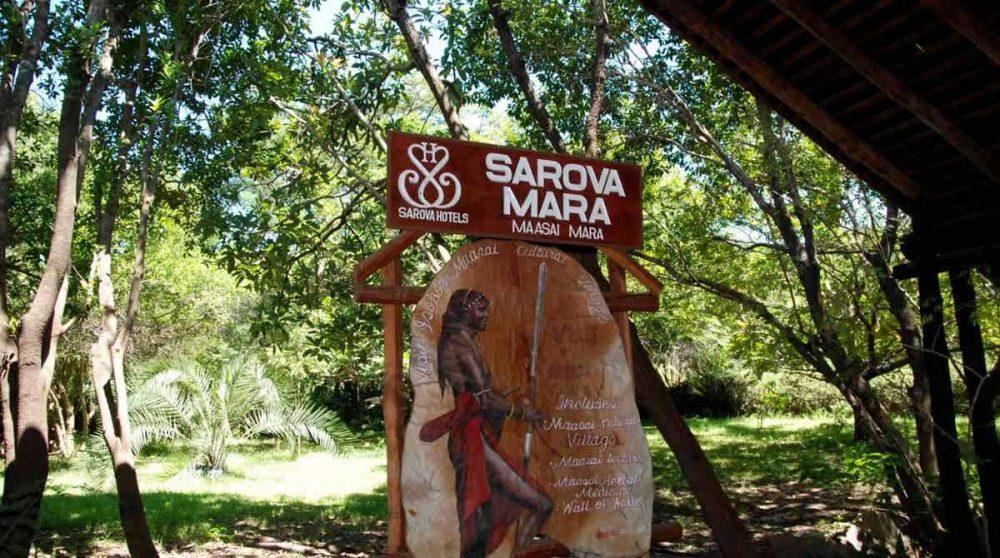 Bienvenue au Mara Sarova dans le Masai Mara au Kenya