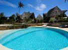 La piscine du Matemwe Beach Village
