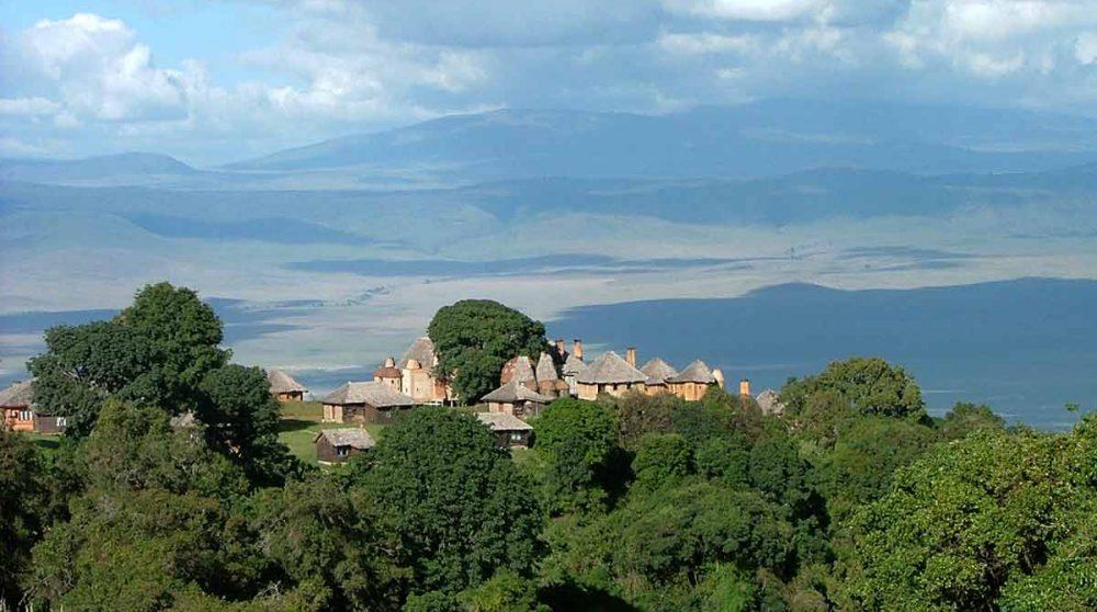 Le Ngorongoro Cratère Lodge en Tanzanie