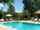 La piscine du Ngorongoro Farm House