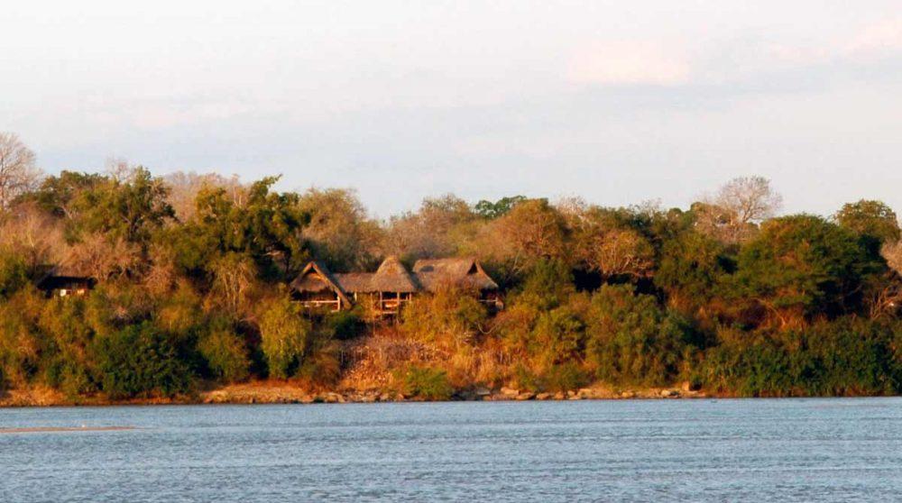 Le Sand River Selous