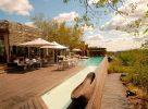 L'hôtel Singita Lelombo
