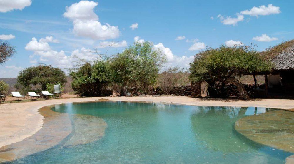 La piscine du Sosian