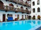 La piscine du Tembo Hotel