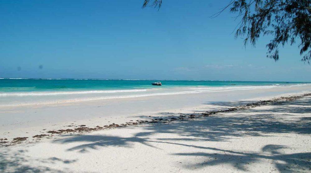 La plage du Sands at Nomad