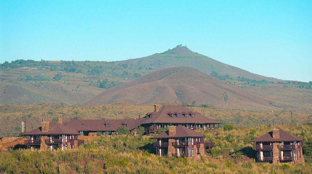 L'hôtel au Kenya