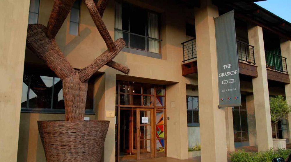 L'entrée à Mpumalanga