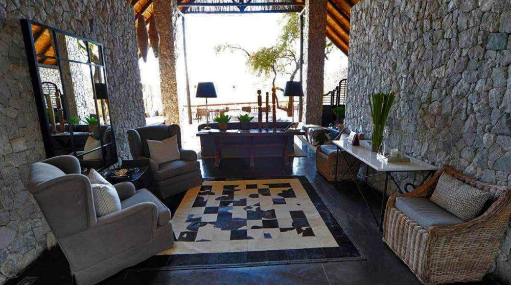 Un salon près du parc Kruger