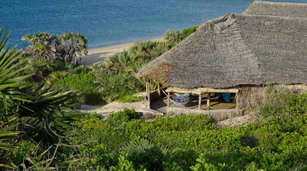 L'hôtel sur l'île