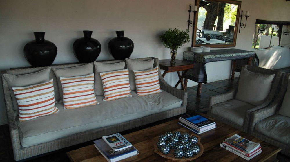 Canapé et décoration