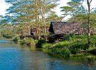 Un hôtel au cœur de la nature