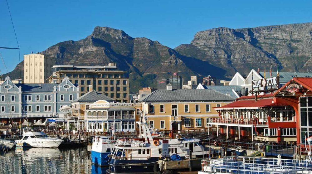 Victoria & Alfrend waterfront à Cape Town