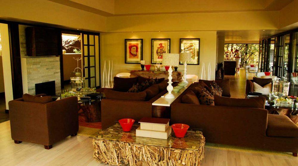 Le salon dans le Kwazulu Natal
