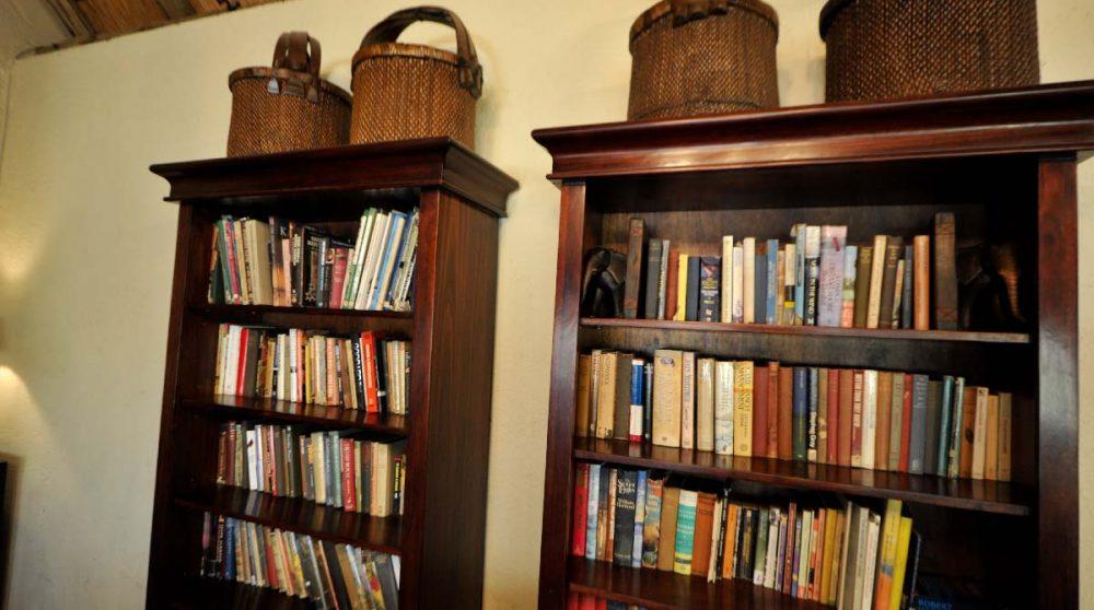 La bibliothèque en Afrique du Sud