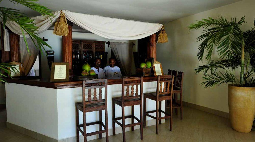 Le bar du Baraza