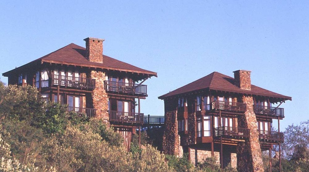 Façade du Great Rift Valley Lodge