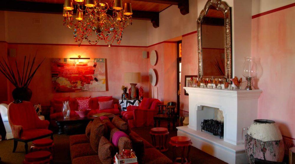 Salon au Hout Bay Manor