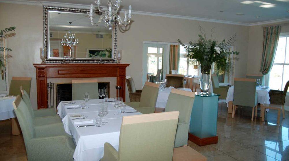 Le restaurant du Mont Rochelle
