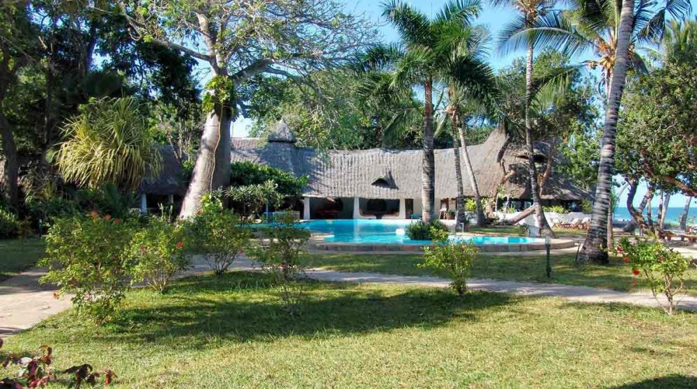 La piscine à l'Ocean Village Club