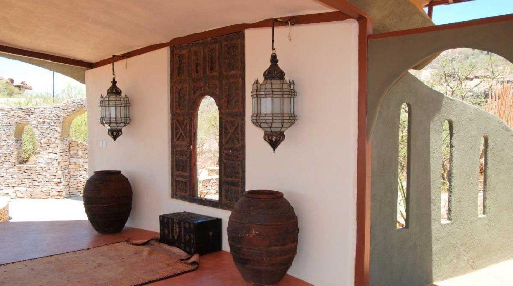 Décoration du Saruni Samburu