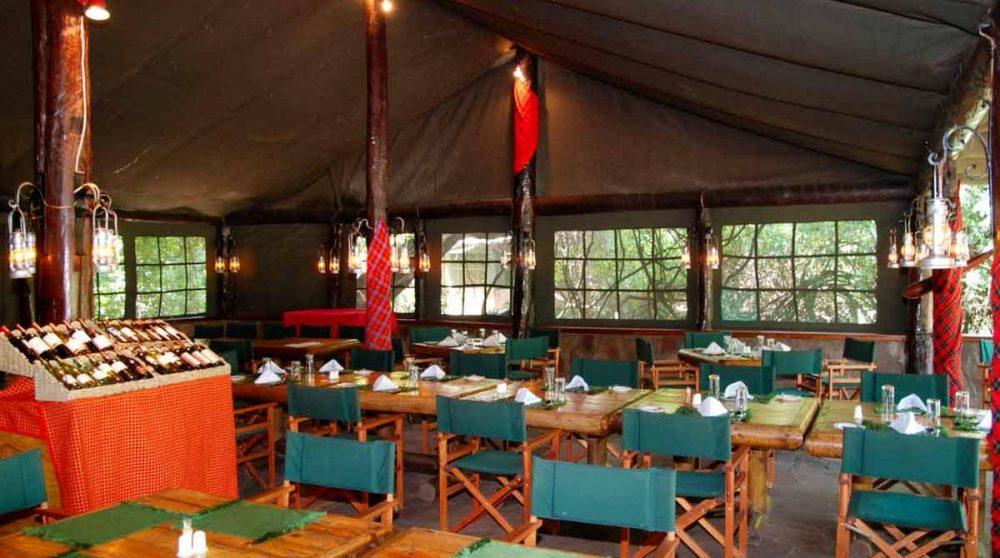 Le restaurant du Siana Springs