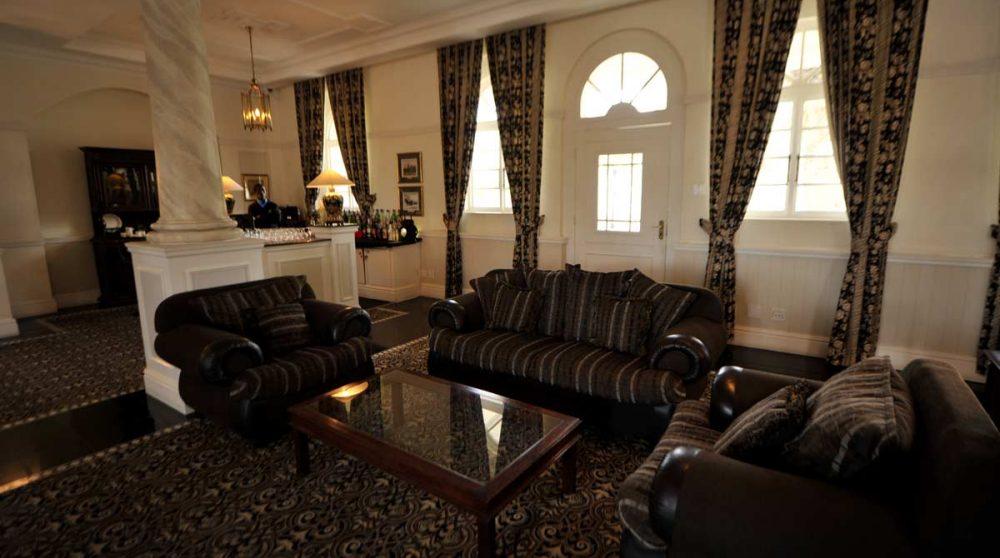 Un salon du Swakopmund Hotel