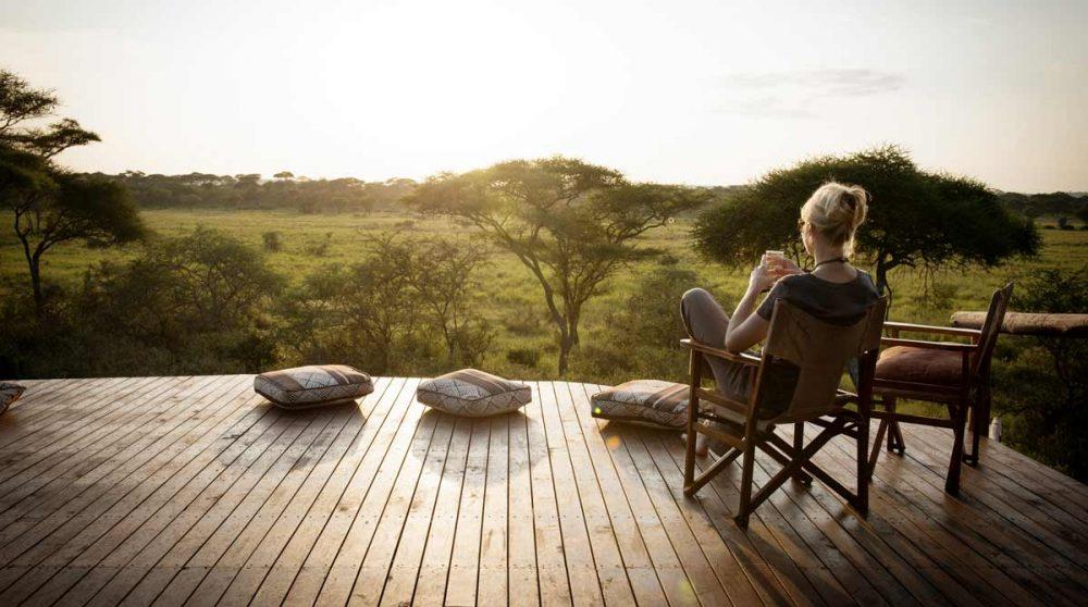 Observer la savane et profiter du temps présent en Tanzanie