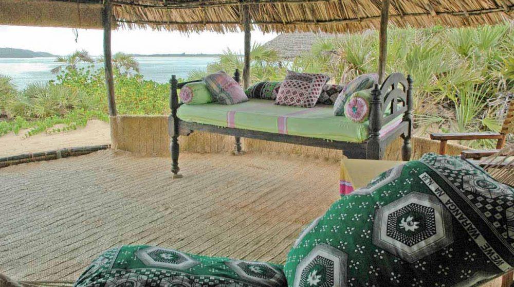 Espace détente au Kenya