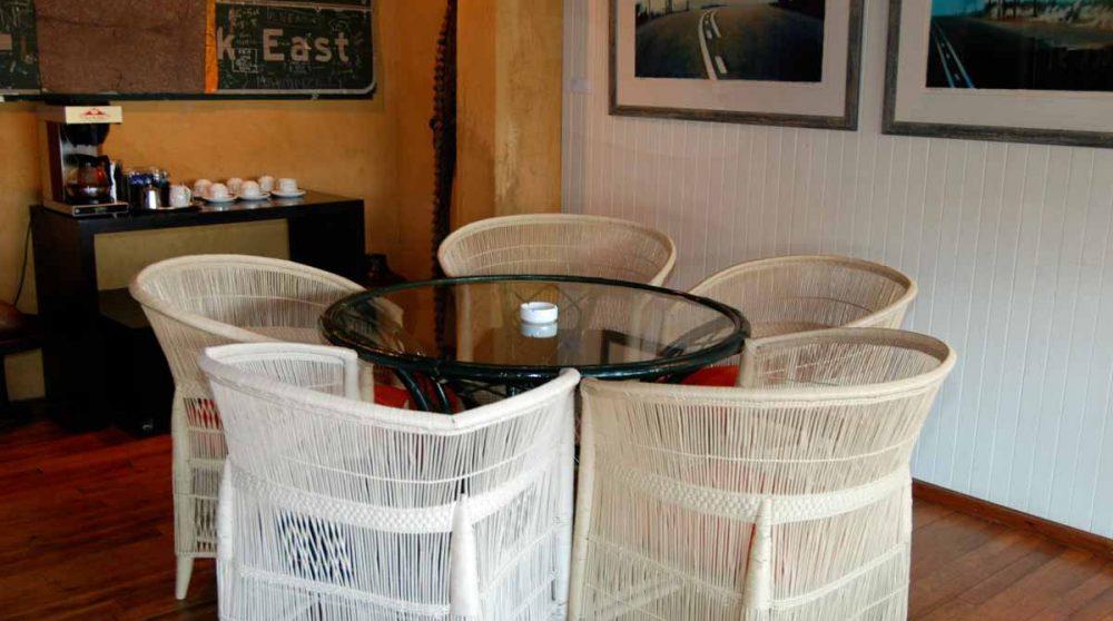 Une table au bar à Mpumalanga