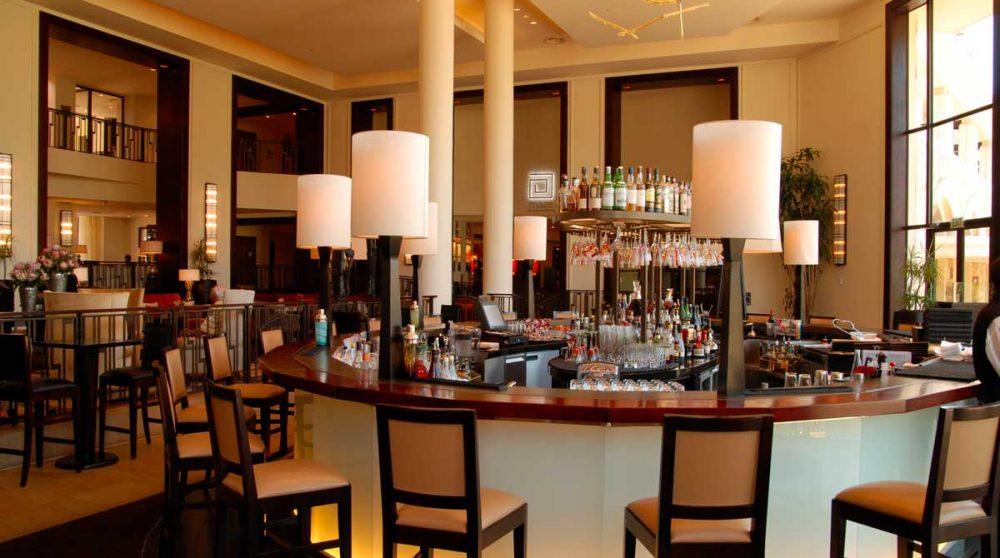 Le bar en Afrique du Sud