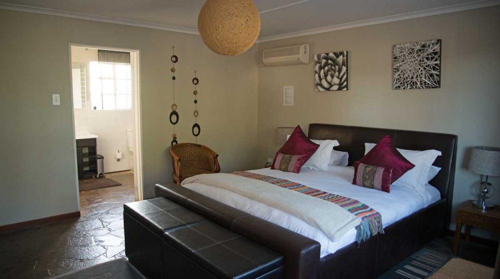 Chambre dans une Guest House dans le Cederberg