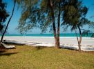 La plage à Mombasa