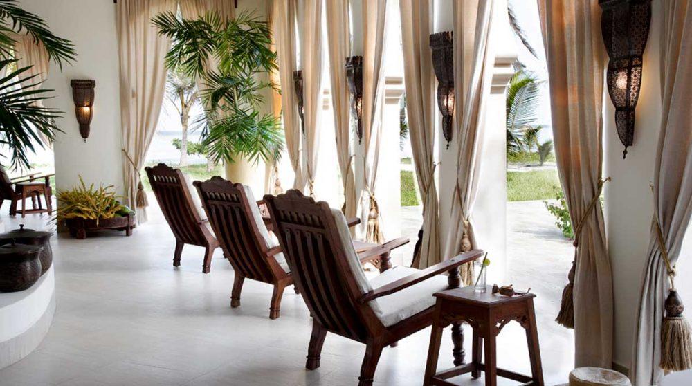 Fauteuils pour se détendre à Zanzibar